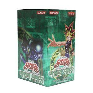 YuGiOh SRL Booster box- Spell Ruler 40 Sealed Packs- Korean UK SELLER