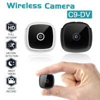 C9-DV HD 1080P Wireless Mini Camera Security Hidden Camcorder Night Vision
