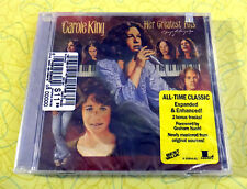 Carole King - Her Greatest Hits (Songs Of Long Ago) ~ Music CD ~ New Sealed Rare