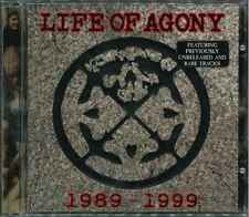 """LIFE OF AGONY """"1989-1999"""" Best Of CD"""