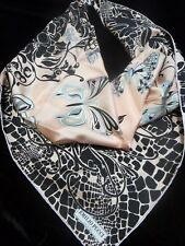 """NEW EMILIO PUCCI 100% SILK SCARF 34""""x34"""" MADE IN ITALY(VALUE$275)"""