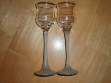 Partylite Frosted Iced Crystal Pair - 2 Sets Available