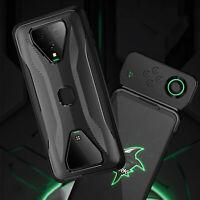 TPU Back Cover + PC Case Shockproof for NEW Black Shark 3/3 Pro Smart Phone