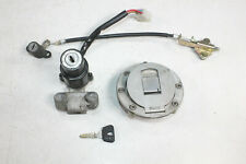 Yamaha XJ 600 N, 4BR, Schloßsatz, Tankdeckel, Zündschloß, lock set