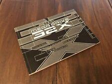 Sega 32x Bedienungsanleitung