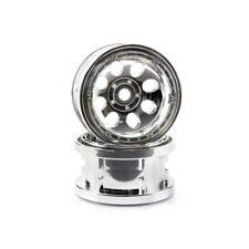 HPI 3213 Rock 8 Bead Lock Wheel chrome 55x36mm (2)