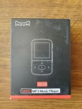 New ListingIhoumi 32Gb Mp3 Player with Bluetooth, Fm Radio, Voice Recorder, with Clip