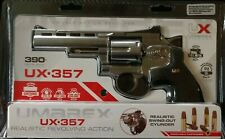 Umarex UX357 CO2 Metal BB Revolver - .177 cal 6-shot CO2 Double Action - NEW