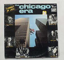 33 TOURS - JAZZ - THE CHICAGO ERA - A WORLD OF JAZZ - VOGUE PLAISIR DOUBLE DP 35