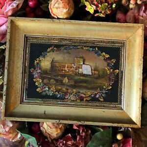 19th Century Victorian Oil Painting