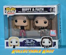 Buffy the Vampire Slayer - Buffy & Faith 2-pack Pop! Vinyl - NYCC 2017 (RS)