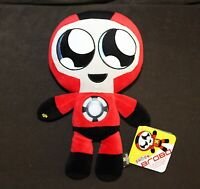 "12"" Red ""BROBO"" Bro-Bots Leader Interactive Quality Plush Robot Night Light"