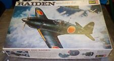 RARE! 1975 REVELL-JAPAN  MITSUBISHI J2M3 RAIDEN 1/32 SEALED PARTS