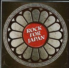 V/A - Rock for Japan cd SEALED 2011 Melodic Aor Fiona Harem Scarem Dogface Lima