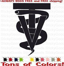 BOGO FREE!! Vet Tech Veterinary Technician Vinyl Decal Sticker Car Window laptop