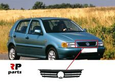 VW POLO HATCHBACK 1994 - 1999 NEW FRONT BUMPER UPPER CENTER GRILLE NO BADGE