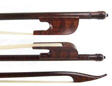 Violino Bow, Legno Serpente Stile Barocco, Fatto A Mano, 4/4