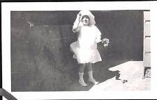 VINTAGE PHOTOGRAPH 1918 GIRL RED CROSS NURSE SAN FRANCISCO CALIFORNIA OLD PHOTO