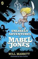 The Unlikely Adventures of Mabel Jones-ExLibrary