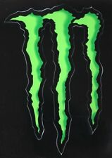 Monster Energy Green Claw Vinyle Autocollant (env. 4.5') F1 MOTOGP