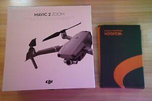 DJI Mavic 2 Zoom 4K Original Box +
