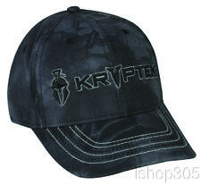 Kryptek Officially Licensed Typhon Q3 Hat Structured Cap Hunting Camo Hat