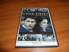 Closed Circuit (DVD, Widescreen 2014)  Eric Bana, Rebecca Hall Used