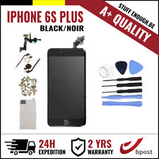 A+ LCD TOUCH SCREEN SCHERM ÉCRAN FULL ASSEMBLY BLACK NOIR + TOOLS IPHONE 6S PLUS