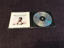 BILLY OCEAN TEAR DOWN THESE WALLS 10 TRACKS 1988 JIVE UK