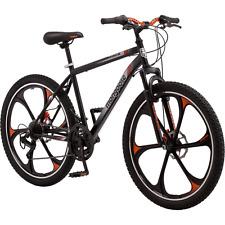 "26"" Mens Mountain trail Mongoose Cool Mack Mag Wheel Shimano Revo 21 Speed Bike"