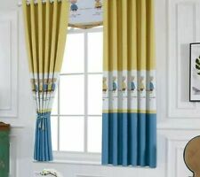 Modern Blackout Window Curtains Bedroom Pleated Ceiling Installations Cloth Voil