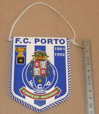 FANION FLAMULA FOOTBALL 1991-1992 FC PORTO CAMPEAO PORTUGAL PENNANT WIMPEL