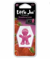 3D Little Joe Car Air Freshner Vent Clip Scents Freshener Home Office STRAWBERRY