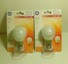 GE Energy Smart 40W Replacement, Soft White, 2 Bulbs