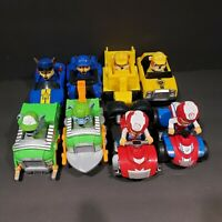 Paw Patrol Racers Rubble Ryder Chase Rocky YOUR CHOICE