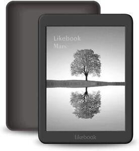 """Likebook Mars e-Reader, Pantalla táctil de 7.8"""", 300PPI, luz cálida/fría"""