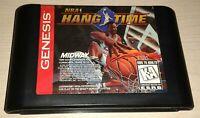 NBA Hang Time Basketball Sega Genesis Vintage original retro game Cartridge