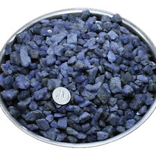 150Ct Natural Violet Blue Tanzanite Rarely Facet Specimen Rough Stabilized TAH61