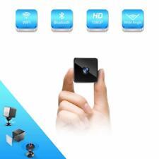 Bluetooth Mini Spy Cameras Hidden Wifi MHDYT Wireless HD 1080P Portable Small
