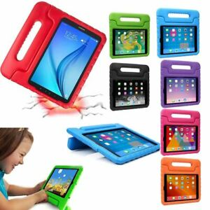Case For Apple iPad Kids Lightweight Shockproof Maximum Protective Cover