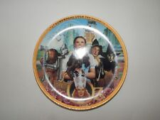 Hamilton Collection 1989 Wizard Of Oz 50th Anniversary-Plate Numbered 4848T