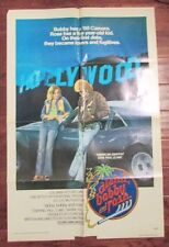 1975 Aloha, Bobby and Rose 1-Sh Original Movie Poster 27x41 Dianne Hull