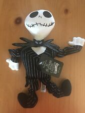 """Disney's The Nightmare before Christmas Dog Toy 13"""" Stretch Jack Skellington NEW"""
