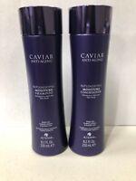 Alterna Caviar Repleneshing Moisture Shampoo And Conditioner 8.5oz Duo
