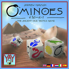 OMINOES - The Dice Tactics Game for Everyone