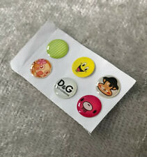 D&G Home Button Sticker for Apple iPhone 4 iPad &iPod