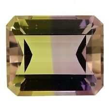 Ametrine 4.54ct natural loose gemstones