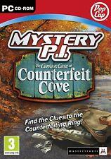 Misterio P.I. - el curioso caso de falsificaciones Cove (Pc Dvd) Nuevo Sellado
