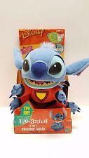 Disney Lilo & Stitch 2 in 1 Switchin Stitch Alien In Spacesuit Talking