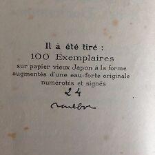 POULBOT / ENCORE DES GOSSES 100 dessins de nénette et rintintin/EO -1/100 signé